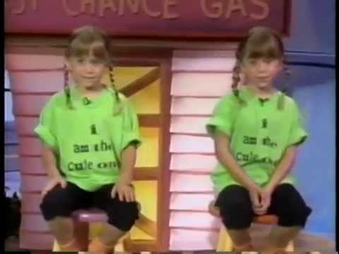 Mary-Kate and Ashley Olsen on Xuxa - No One Tells The President What To Do {Second Appearance}