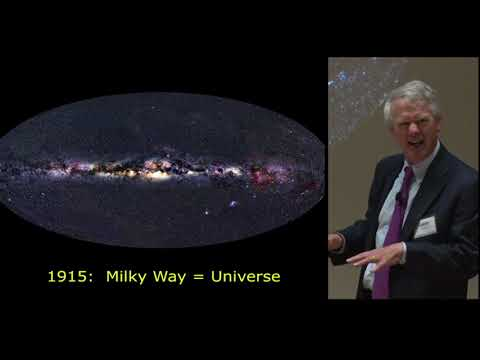 2018 Buhl Lecture: Exploding Stars, Dark Energy and the Accelerating Universe by Robert Kirshner