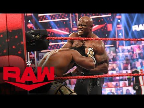 Xavier Woods vs. Bobby Lashley: Raw, July 12, 2021