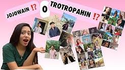 JOJOWAIN O TROTROPAHIN CHALLENGE (ginabi na kami) | Dain Fernandez