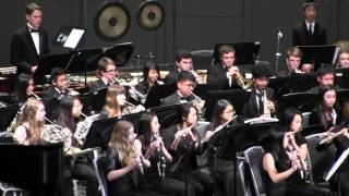 2016 california all state high school wind symphony california