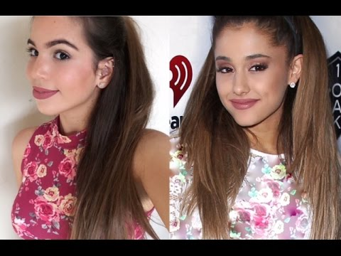 ariana-grande-l-make-up,-hair-&-outfit