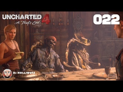 Uncharted 4 #022 - Averys Landsitz [PS4] Let's play A Thief's End