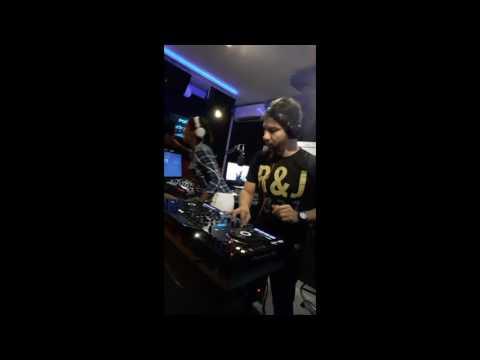 PAUL SILVANO Video Radio show 92.1 Fm Panama,@djpaulsilvano