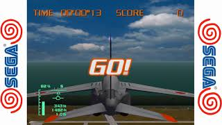 Aerowings - Dreamcast Gameplay Sample HD