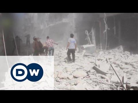 Обстановка в Сирии на 13.10.2016