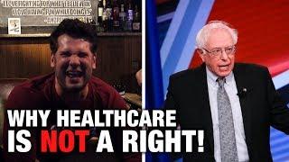 RANT: Bernie Sanders Wants BOSTON BOMBER'S Vote?! | Louder With Crowder
