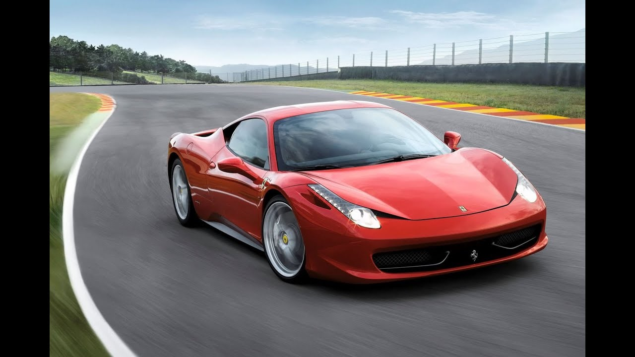 Top 10 Sports Cars 2015