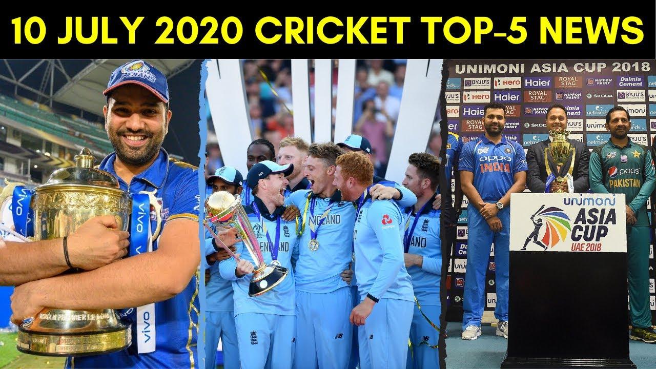 Cricket News: Asia Cup 2021, IPL 2020 New Zealand, England squad vs Ireland, Praveen Tambe CPL 2020