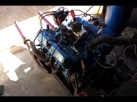 400 Hp 403 street engine