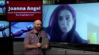 Joanna Angel on how porn (or anyone, really) can make money in the digital era