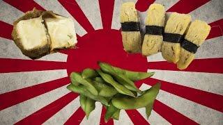 Türkler Japon Yemeklerini Tadıyor