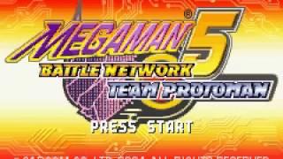Mega Man Battle Network 5 Team Protoman - Megaman Battle Network 5 Team Protoman (GBA) Intro - Vizzed.com GamePlay - User video