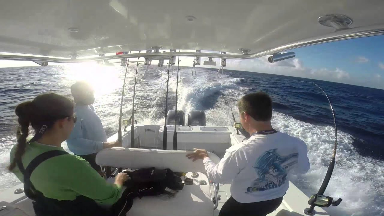 Wahoo fishing bahamas 2014 youtube for Bahamas fishing license