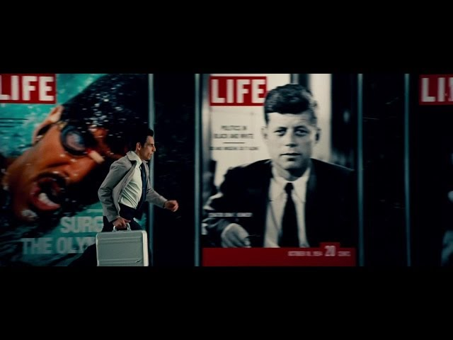The Secret Life of Walter Mitty - Official Trailer #1