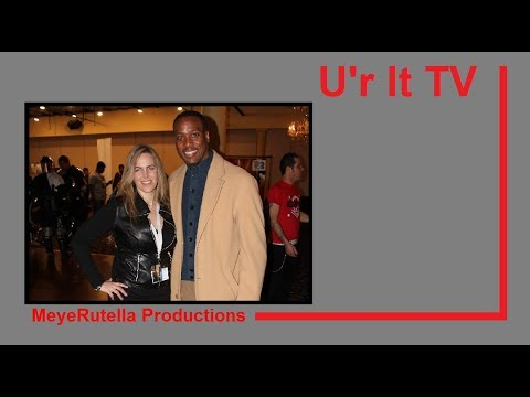 Clayton Prince, Actor & Martial Artist  with Stacey A. Meyer