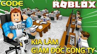 Roblox | WILL THERE BE When DIRECTOR Of NTN CORPORATION-Business Simulator (Code) | Kia Breaking