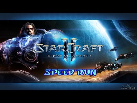 Starcraft II - Wings of Liberty Any% SS Normal
