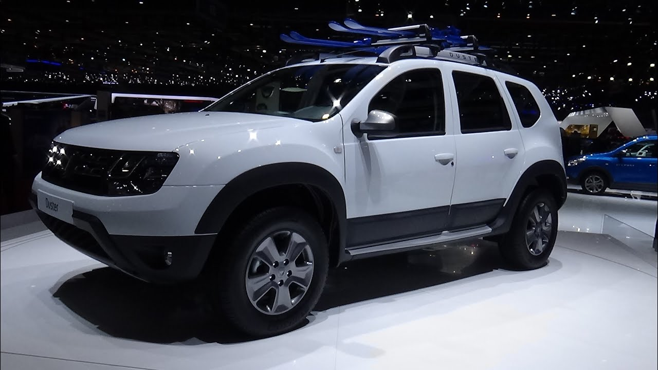2016 dacia duster tce 2015 geneva motor show youtube. Black Bedroom Furniture Sets. Home Design Ideas