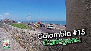 Colombia # 15 Cartagena de Indias - Ciudad amurallada / Centro histórico / ANV