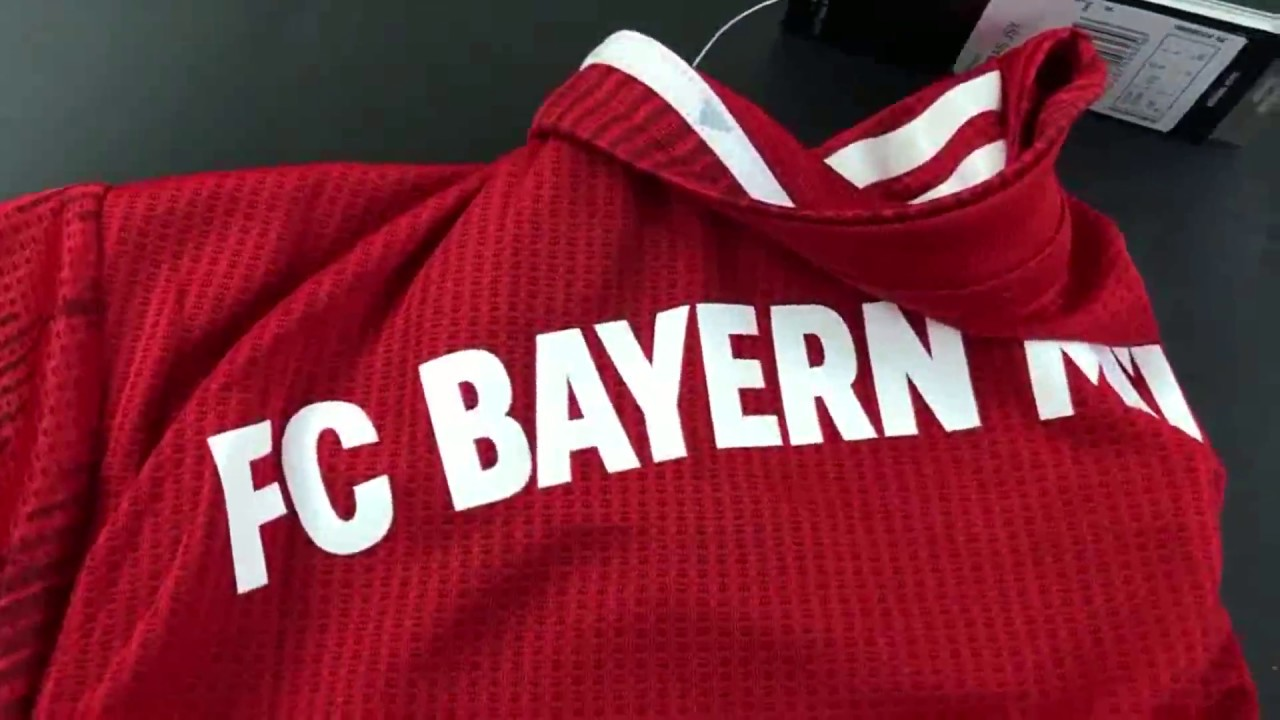 new product 8dec2 3f209 2018-19 Bayern Munich Authentic Jersey - fcbjerseys.com