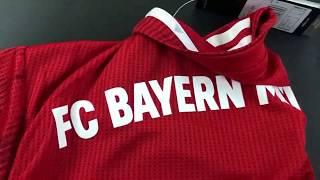 2018-19 Bayern Munich Authentic Jersey - fcbjerseys.com