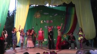 31.07. ДОЛ Дубинина 2 смена 2013 - Клип мания - 2 отряд