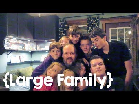 Fumbling On ¦ Large Family Vlog