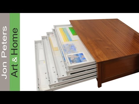 Custom Made Flat File Tips On How To Build Your Own