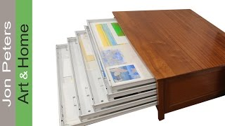 Assemble A Custom Made Flat File & Tips On How To Build Your Own