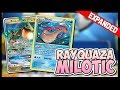 Rayquaza GX / Milotic - Pokemon TCG Online Gameplay