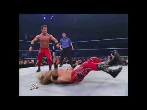 Kurt Angle & Chris Benoit vs. Edge & Rey Mysterio: SmackDown, Nov. 7, 2002