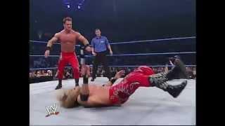 Kurt Angle Chris Benoit Vs Edge Rey Mysterio SmackDown Nov 7 2002