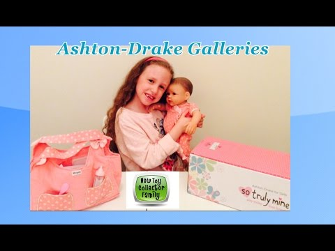 So Truly Mine Play Doll & Diaper Bag Accessory Set Review Video!