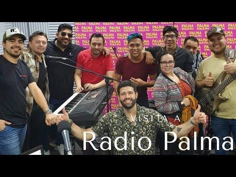 Visita a Radio Palma - La Compañía Py