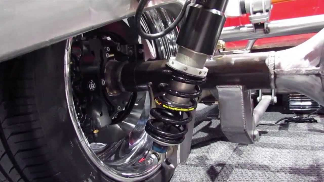Hydraulic Ride Height System By Jri Shocks
