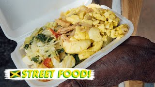 🇯🇲 Amazing Street Food of Jamaica | Short Film