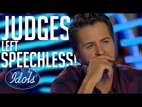 AUDITION LEAVES JUDGES SPEECHLESS! Emotional Original Song On American Idol 2018