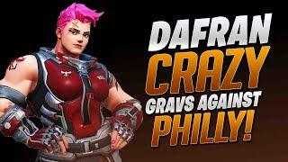 Dafran Crazy Gravs Against Philadelphia Fusion! - Dafran OWL Highlights Ep. 7