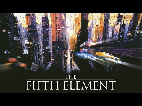 The Fifth Element 20th Anniversary Official Trailer Youtube