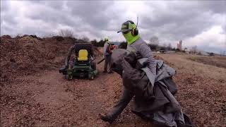 Unloading Leaves - How We Do It