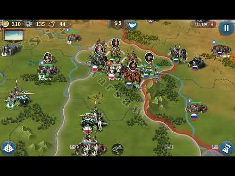 European War 6 завоевание за Россию (1 серия)