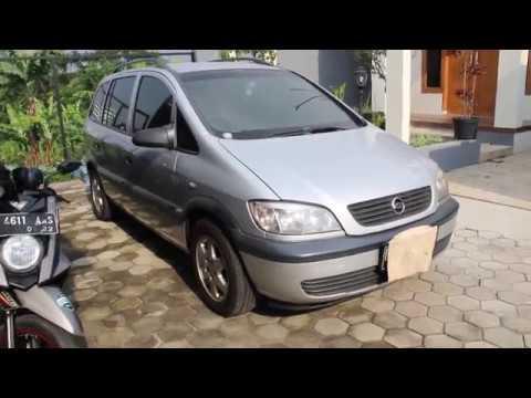 Chevrolet Zafira Review Youtube