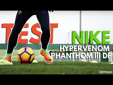 TEST - Nike Hypervenom Phantom III DF de Cavani