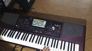 Hướng dẫn chạy ngón piano cho điệu Rumba để các bạn đi show sử dụng nhé...!