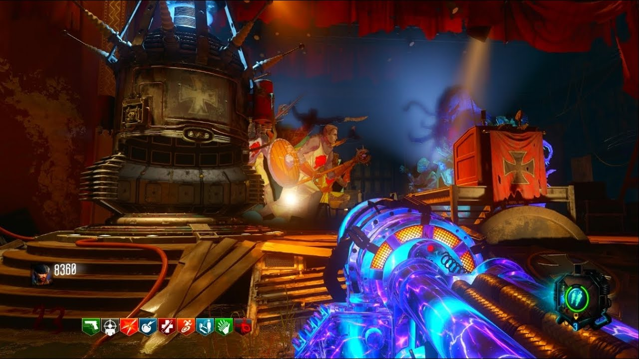 Black ops 3 zombies revelations easter egg gameplay walkthrough black ops 3 zombies revelations easter egg gameplay walkthrough bo3 zombies youtube negle Choice Image