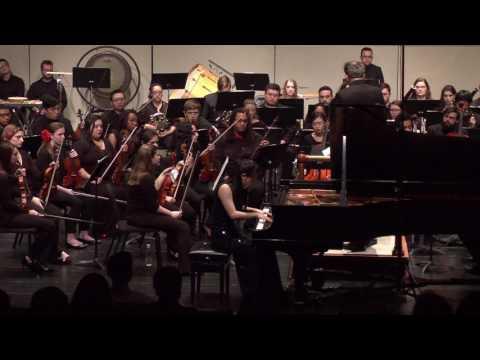 Rachmaninoff Piano Concerto No. 1 in F# minor