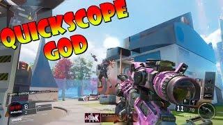 QUICKSCOPE GOD - BLACK OPS 3