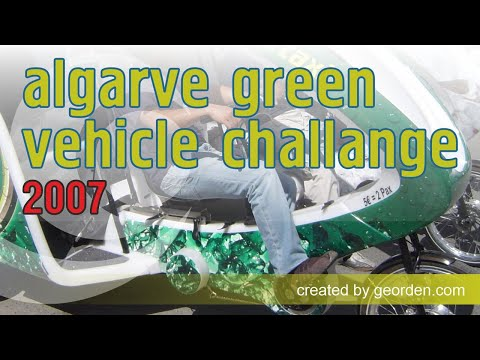 Algarve Green Vehicle Challenge 2007