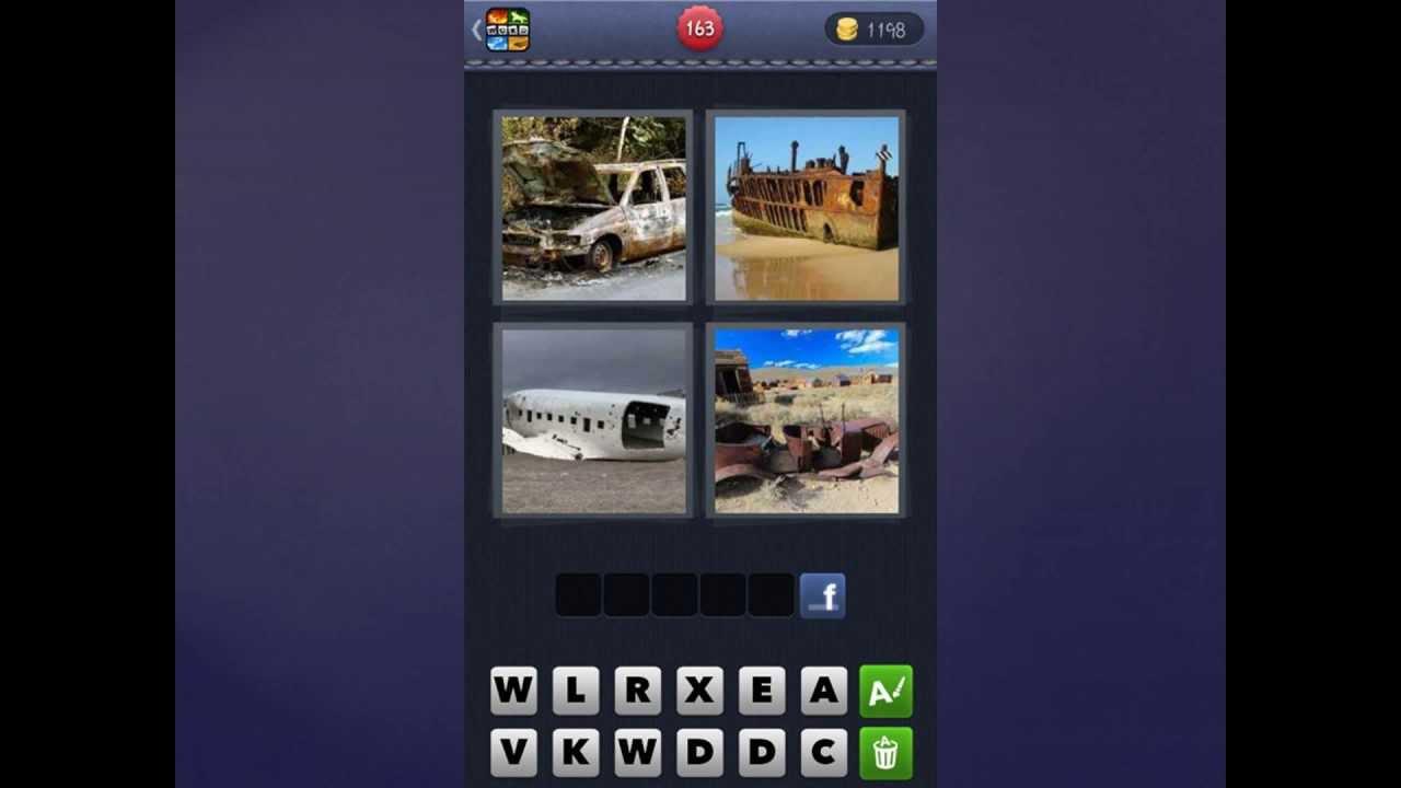 4 Bilder 1 Wort Lösung Buchstaben